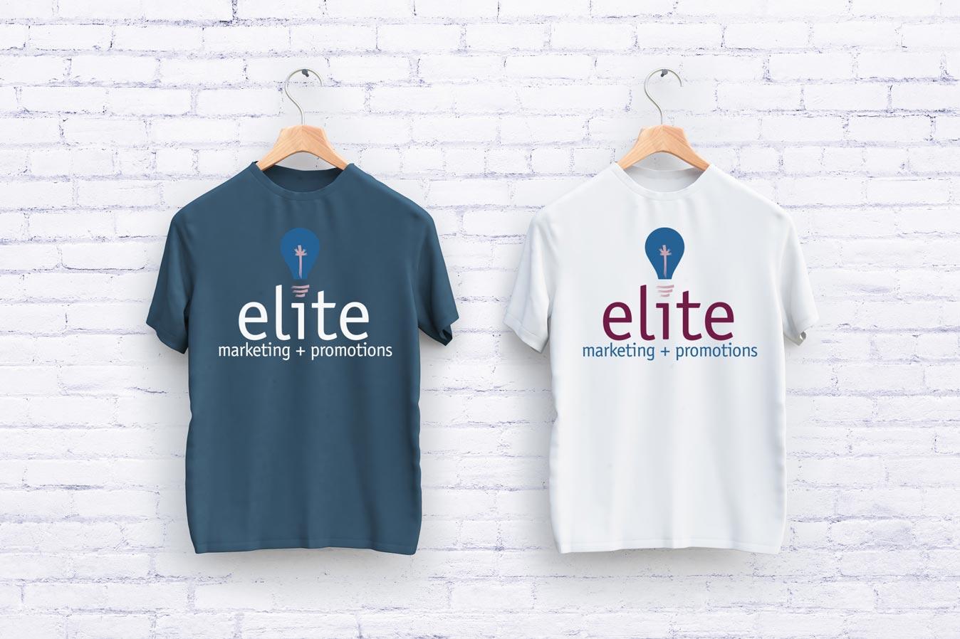 Elite Marketing + Promotions Branded Apparel