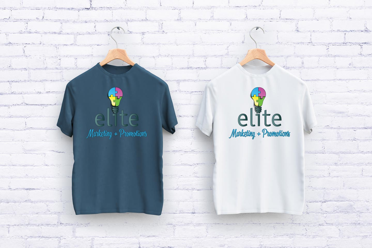 Elite Marketing + Promotions Branded Apparel