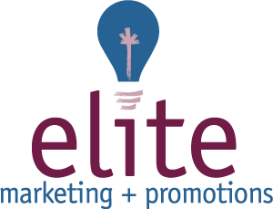 Elite Marketing   Promotions Logo