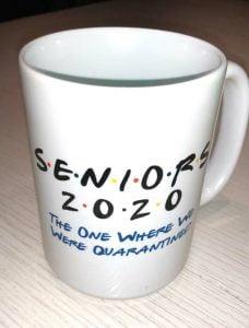 Senior Strong Mug